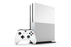 Xbox One S / fot. Microsoft
