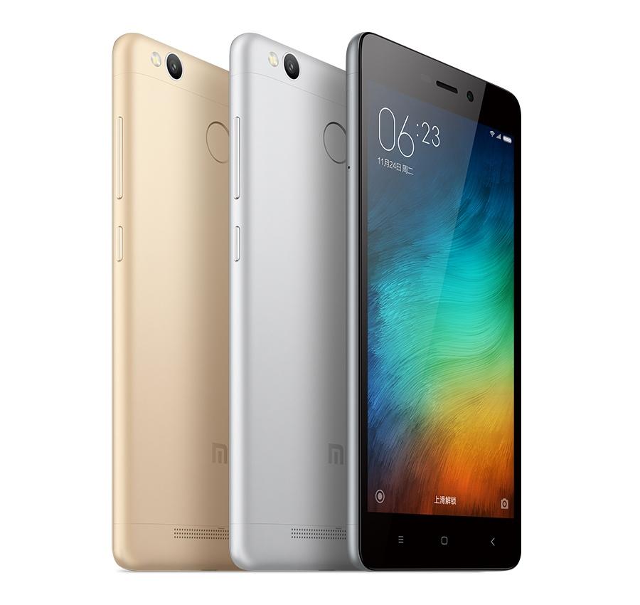 Xiaomi Redmi 3s / fot. Xiaomi