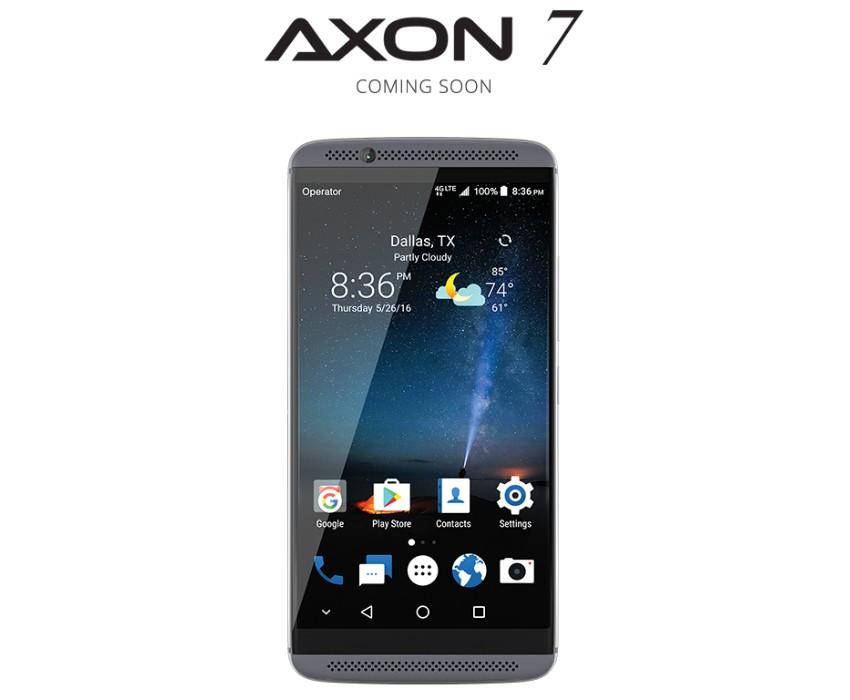 ZTE Axon 7 / fot. ZTE