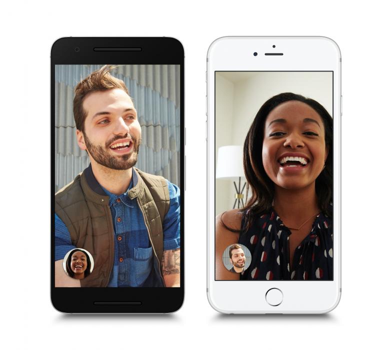 Duo na Androidzie oraz iOS