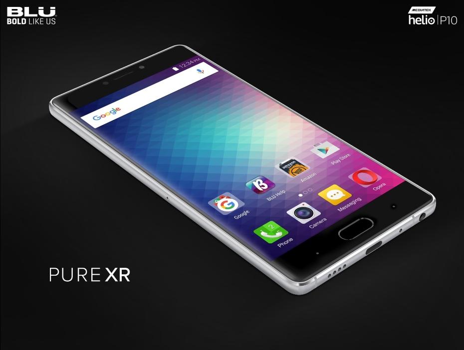 Blu Pure XR / fot. Blu