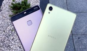huawei-p9-vs-sony-xperia-x-aparat