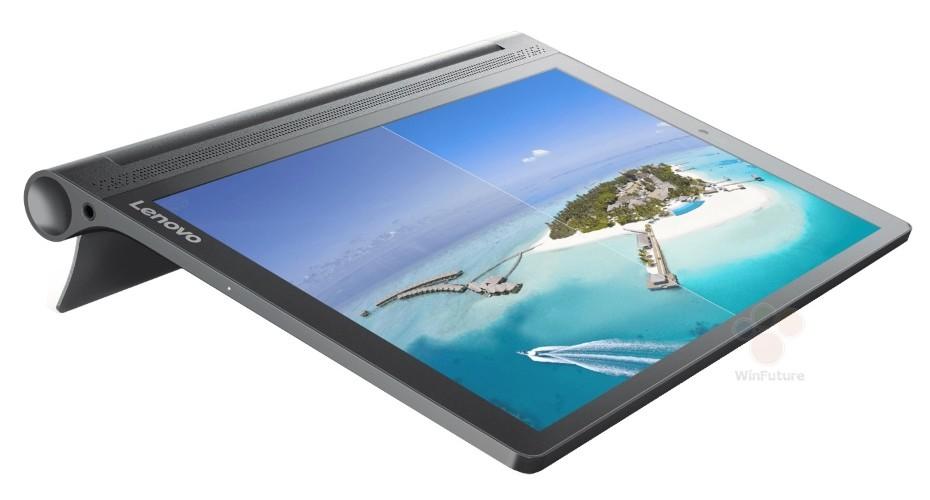 Lenovo Yoga Tab 3 Plus 10 / fot. Twitter (rquandt)