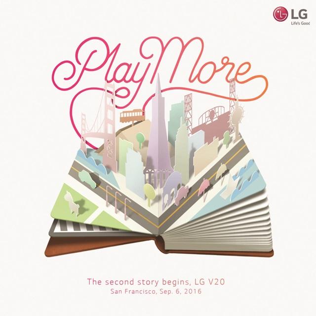LG V20 - Play More