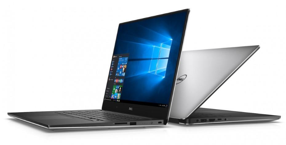 Dell XPS 15 (9550) / fot. Dell
