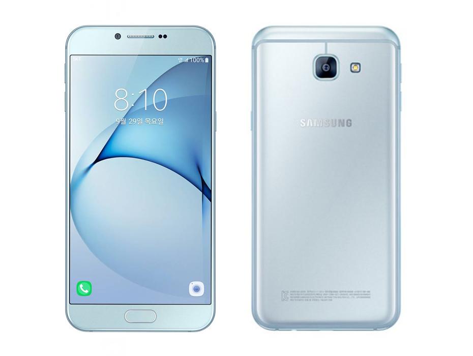 Samsung Galaxy A8 (2016) / fot. SK Telecom