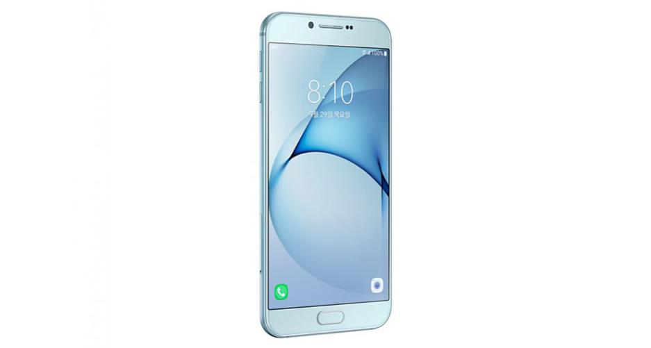 Samsung pokazał Galaxy A8 (2016), taki większy flagowiec z ubiegłego roku
