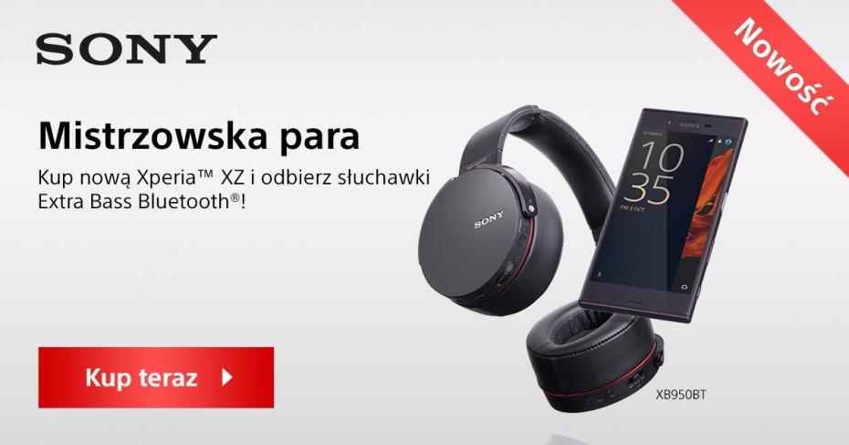 Przedsprzedaż Sony Xperia XZ / fot. Sony