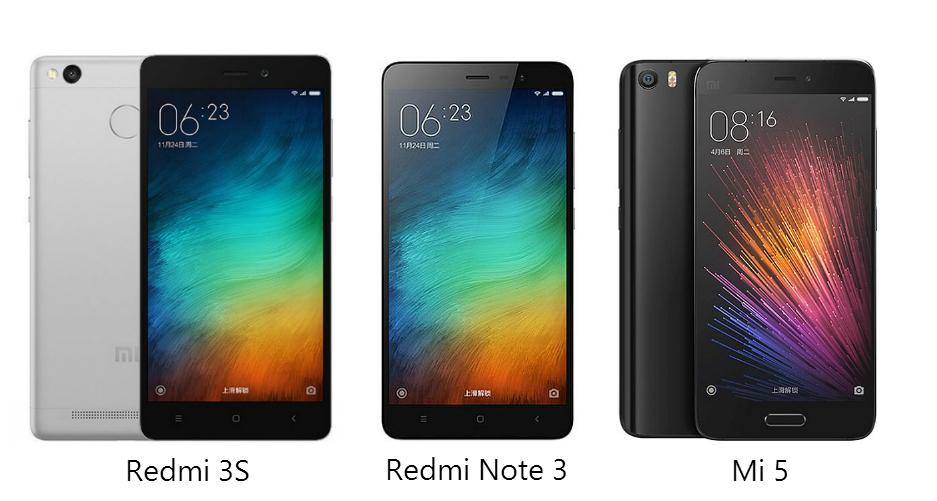 xiaomi-mi5-redmi-3s-note-3
