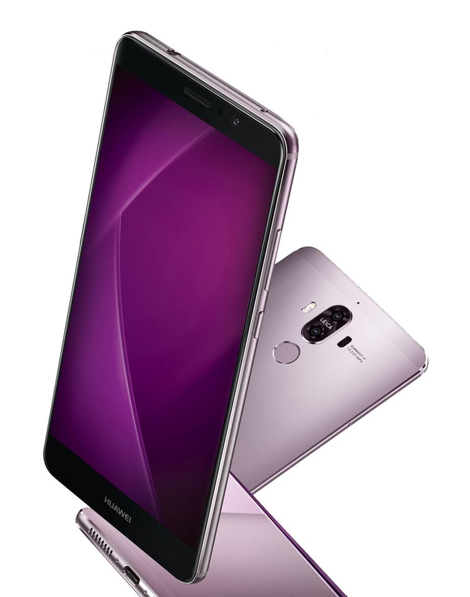 Huawei Mate 9 / fot. evleaks