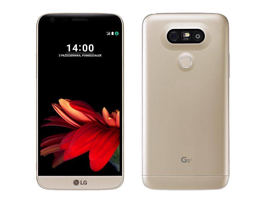 LG G5 SE / fot. LG