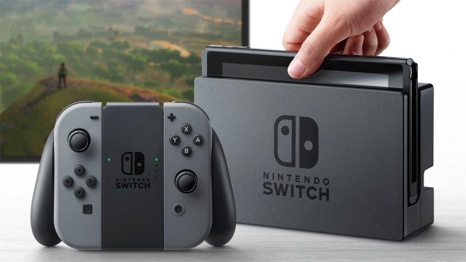 Nintendo Switch / fot. Nintendo