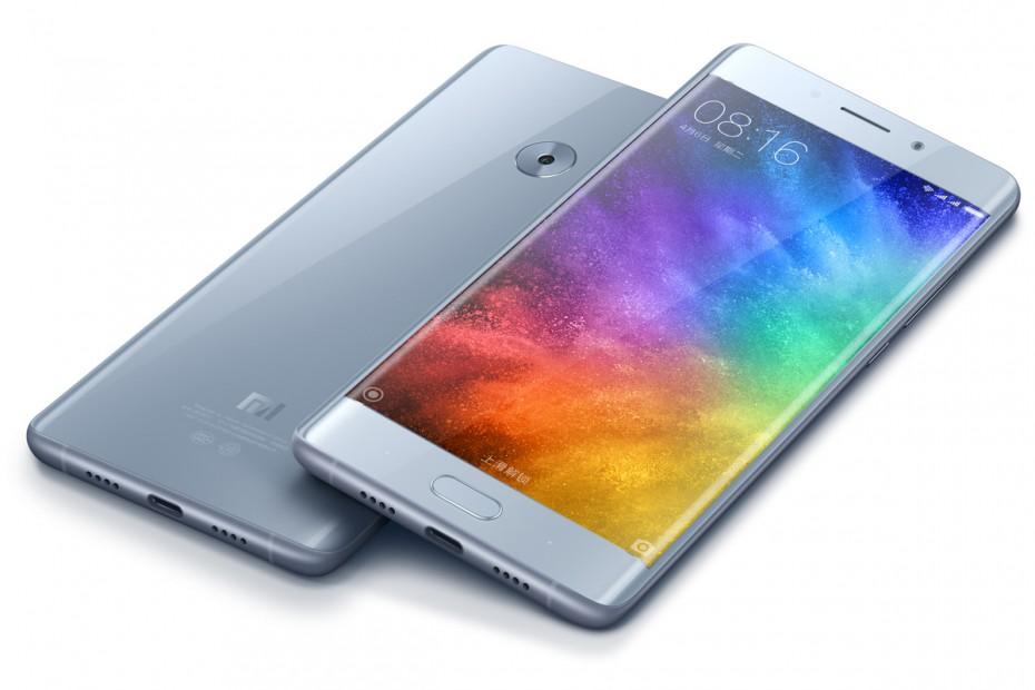 Xiaomi Mi Note 2 / fot. Xiaomi