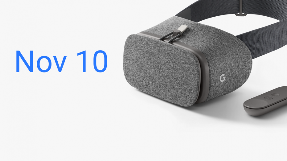 Google Daydream View - data premiery / fot. Google