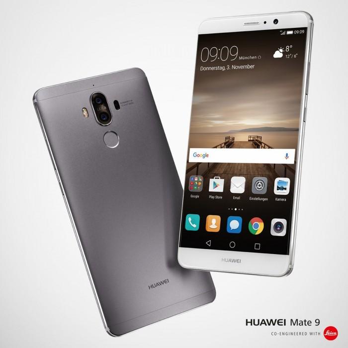 Huawei Mate 9 / fot. Huawei