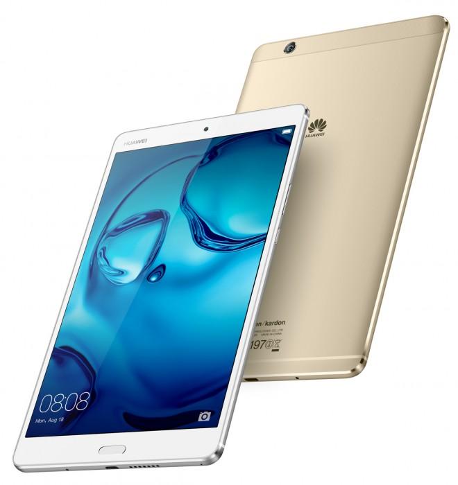 Huawei Mediapad M3 / fot. Huawei