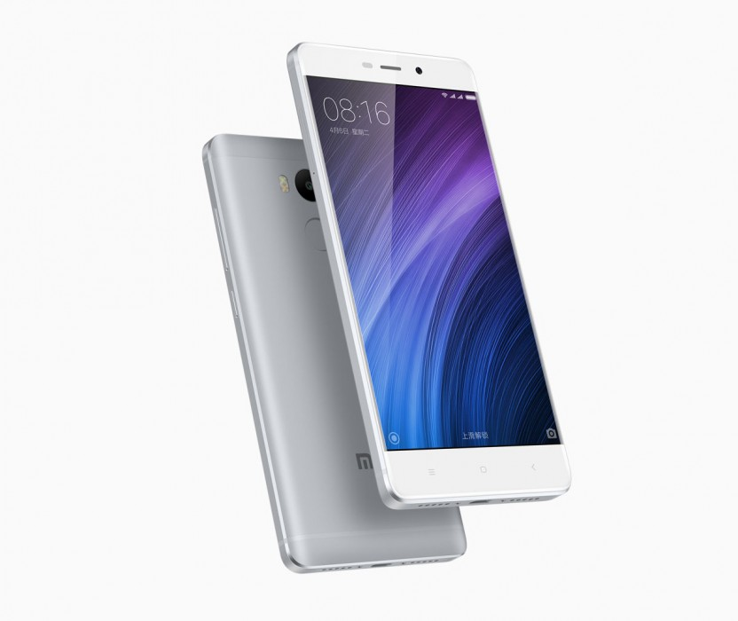 Xiaomi Redmi 4 / fot. Xiaomi