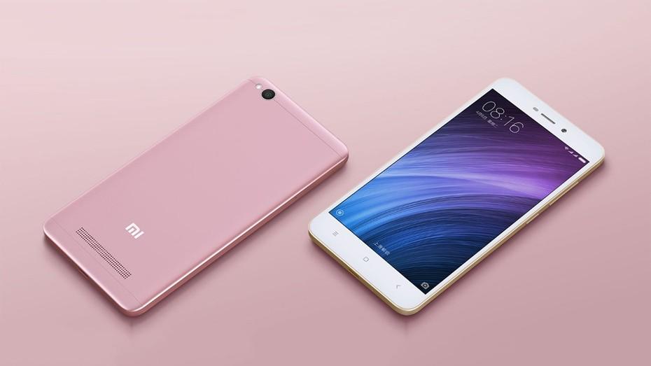 Xiaomi Redmi 4A / fot. Xiaomi