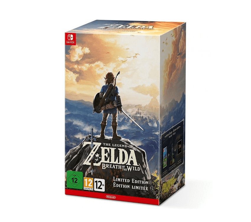 The Legend of Zelda: Breath of the Wild LE