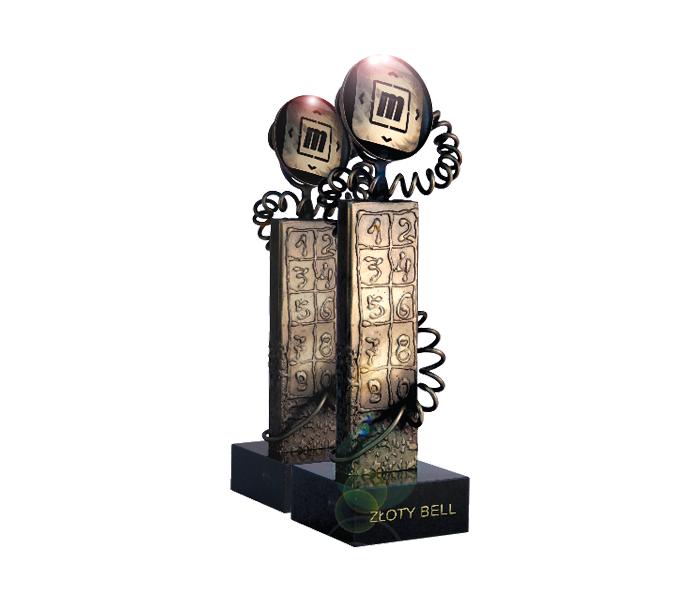 Statuetka Złoty Bell