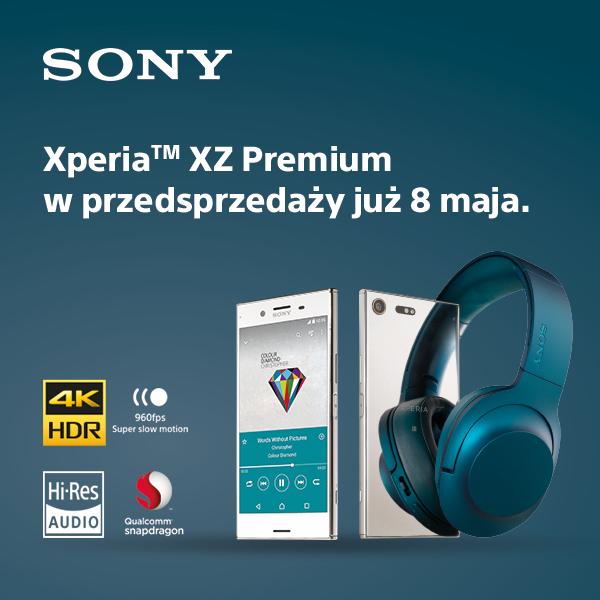 Przedsprzedaż Sony Xperia XZ Premium