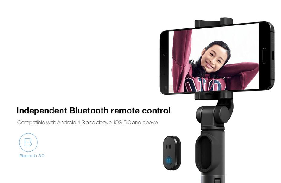 Selfie stick od Xiaomi / fot. Xiaomi