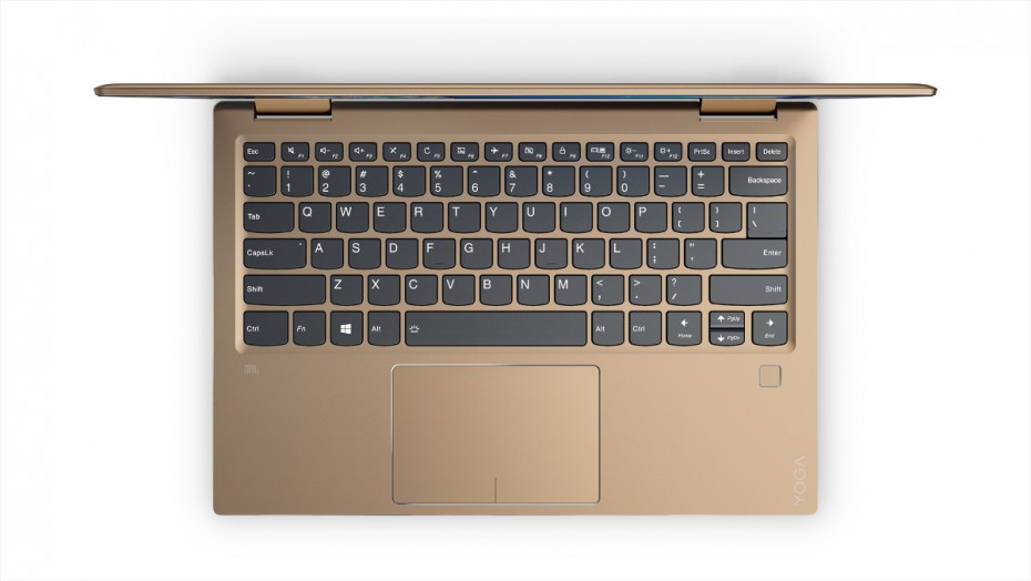 Klawiatura w Lenovo Yoga 720