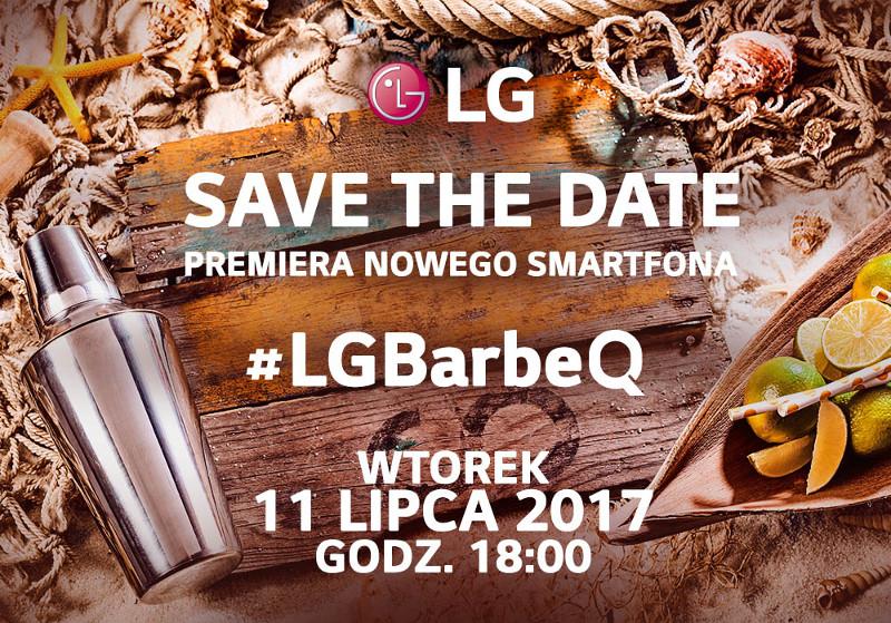 Zaproszenie LG