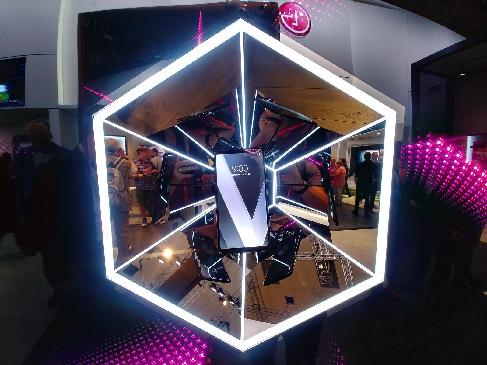 LG V30 na IFA 2017