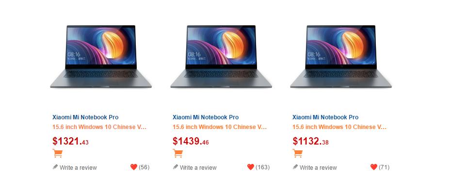 xiaomi-mi-notebook-pro-ceny-usd