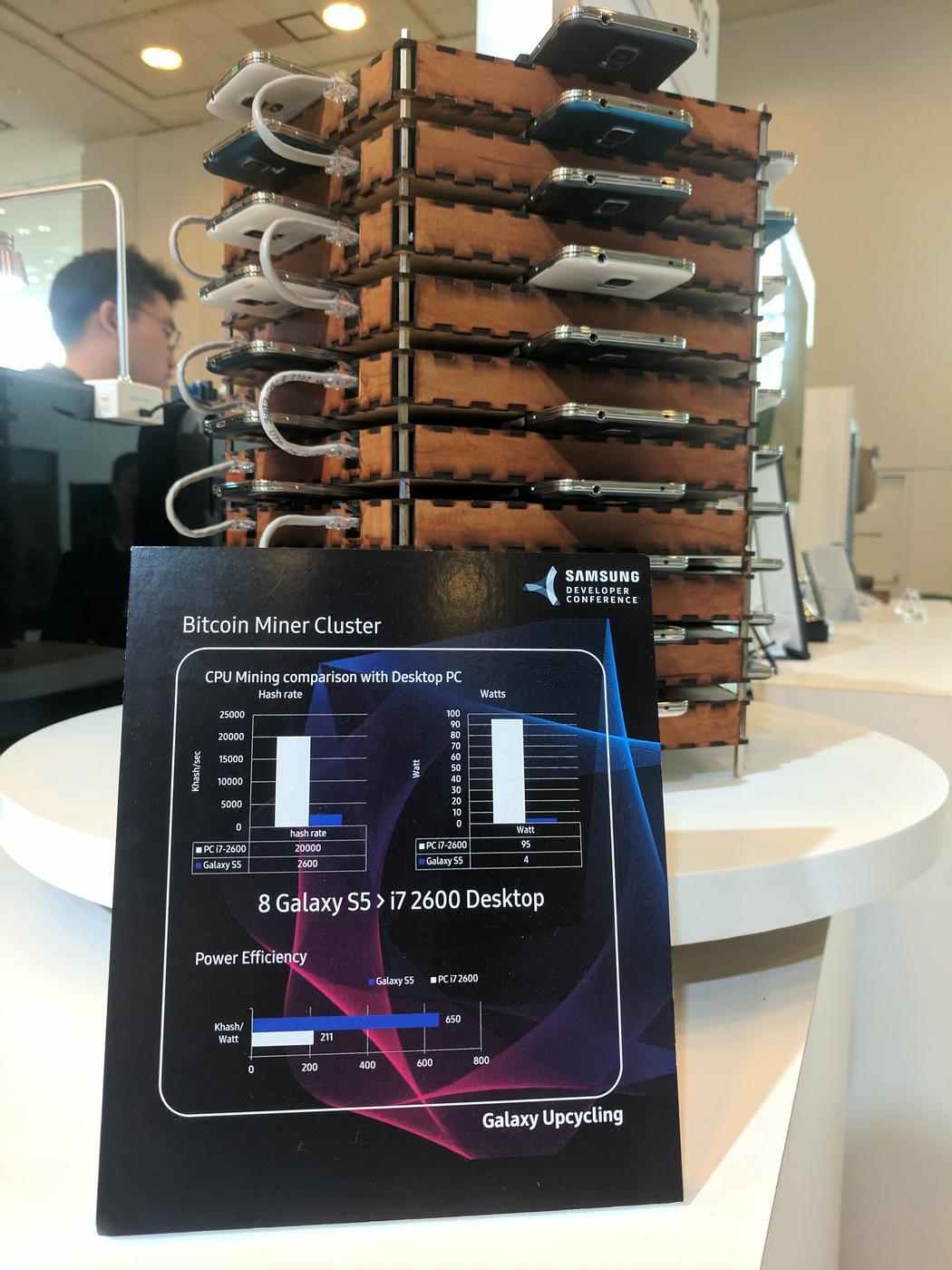 samsung-galaxy-s5-bitcoin-miner-cluster