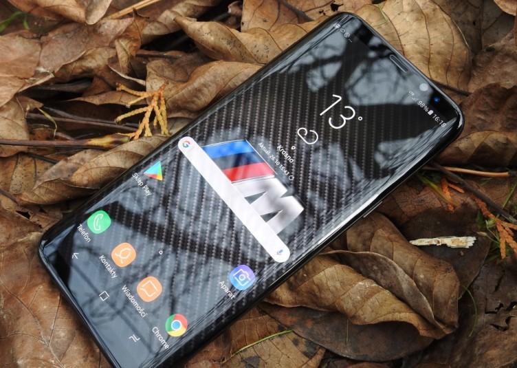 Samsung Galaxy S8+ / fot. galaktyczny.pl