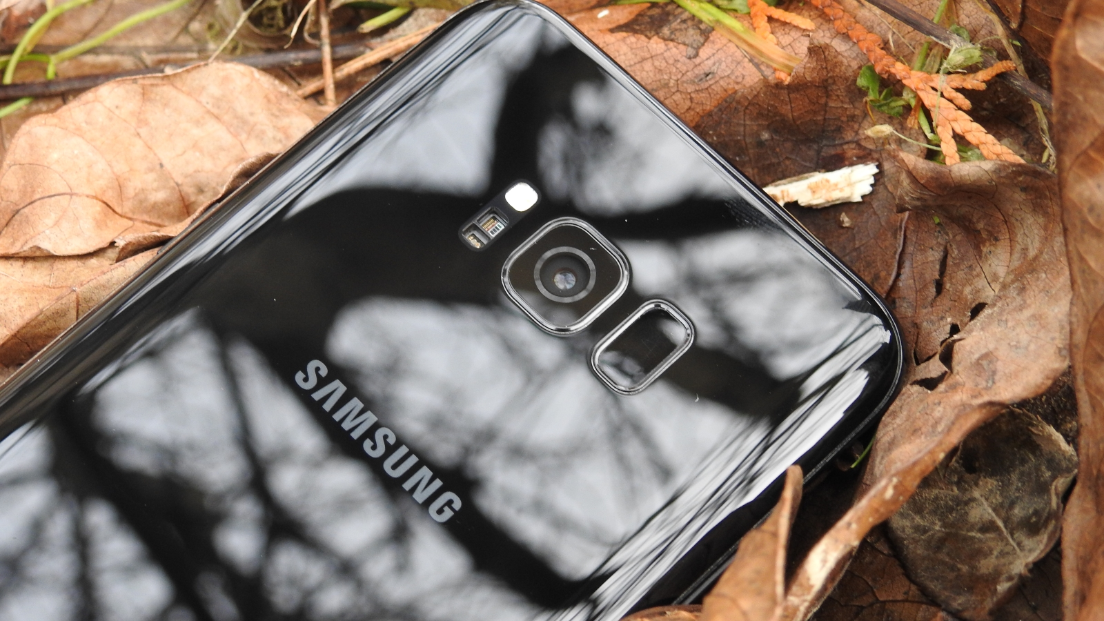 Samsung Galaxy S8 Plus - Aparat