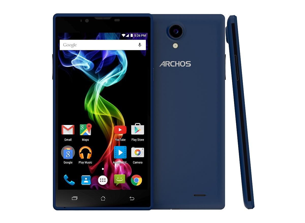 archos-55-platinum-front