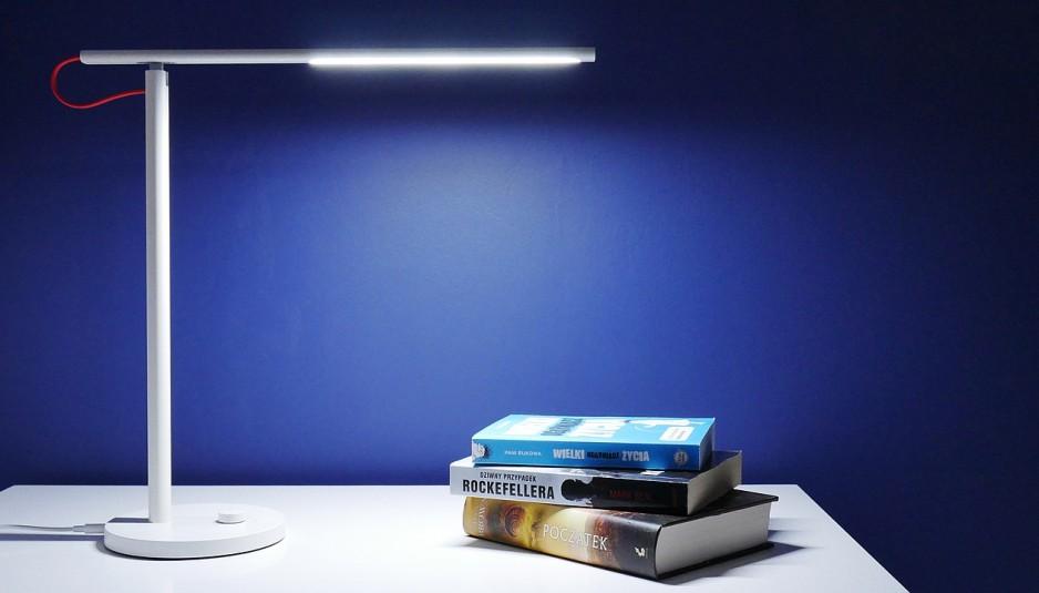 Lampka Na Biurko Xiaomi Mijia Smart Led Desk Lamp Recenzja