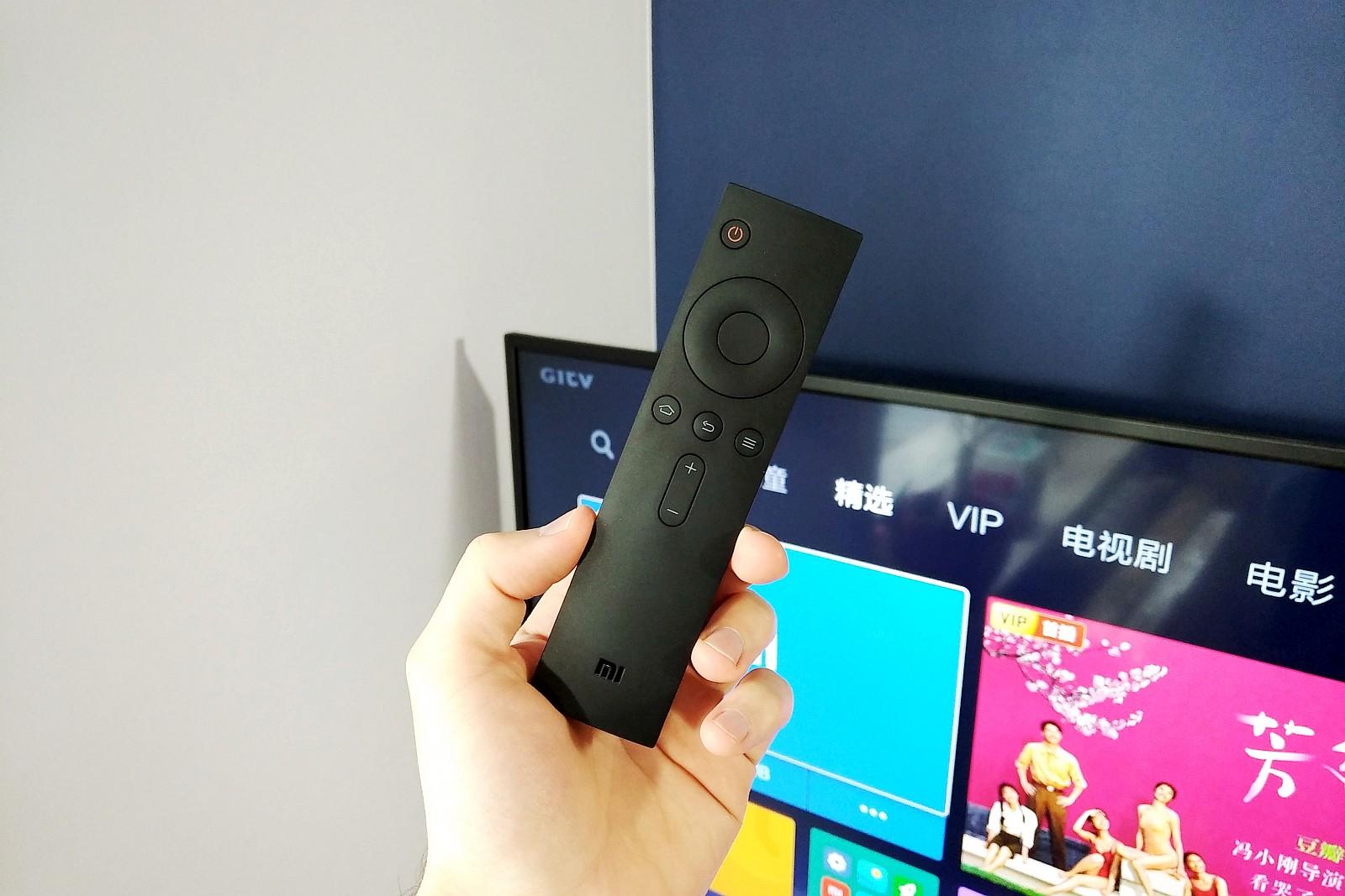 "Xiaomi Mi TV 4A 43"" - pilot"