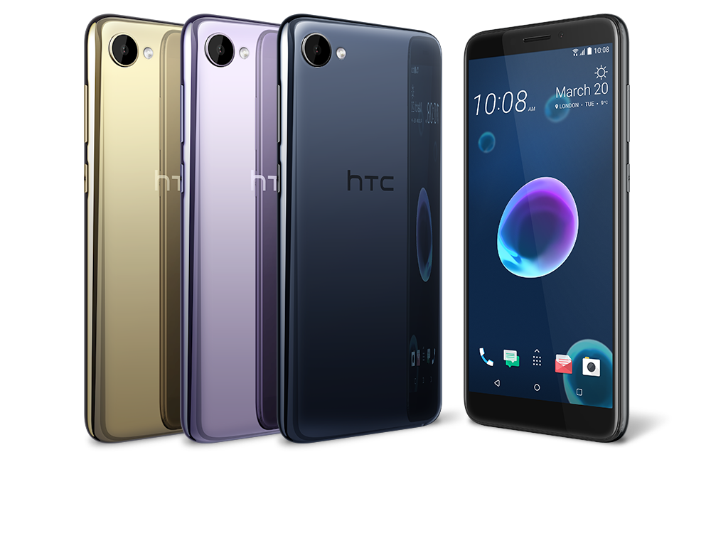 HTC Desire 12 / fot. HTC.com
