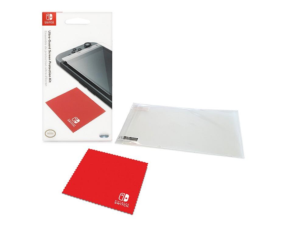 Folia ochronna z firmy PDP na Nintendo Switch