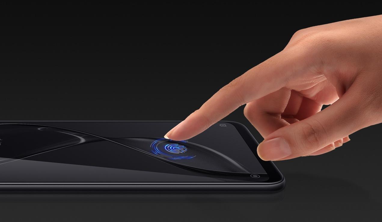 Xiaomi Mi 8 Explorer Edition - czytnik