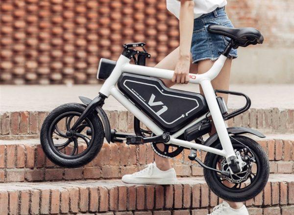 Xiaomi Himo Electric Bicycle - tani rower elektryczny