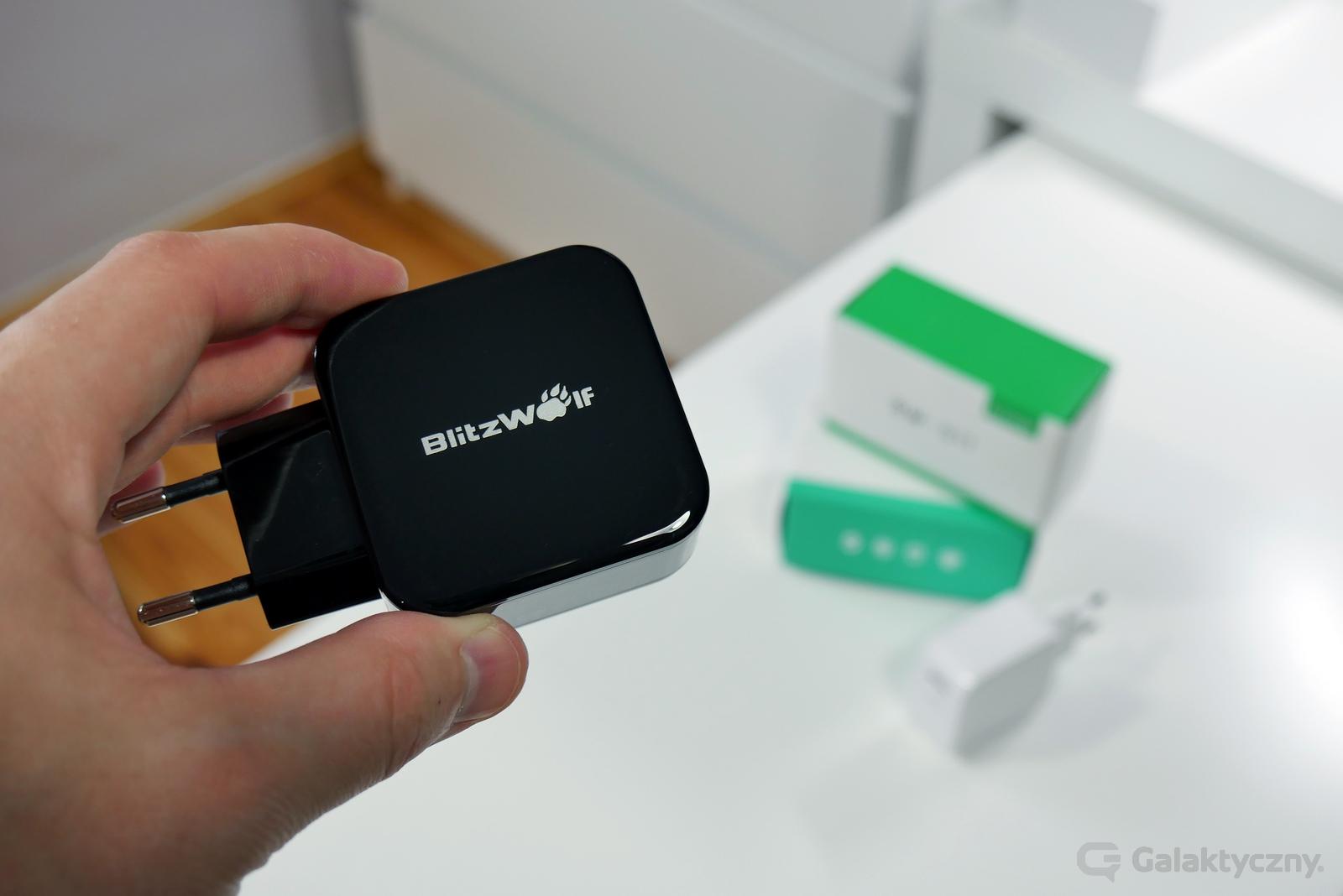 BlitzWolf BW-S6 i BW-S11