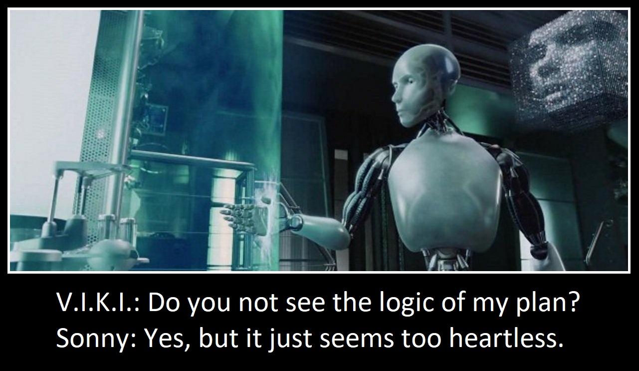 Ja, Robot - V.I.K.I.