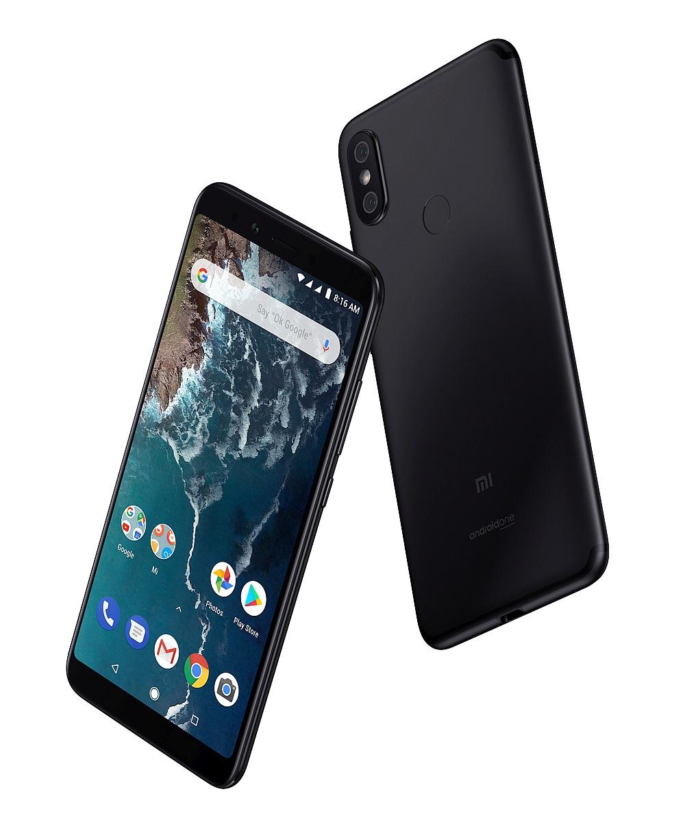 Xiaomi Mi A2 - czarny