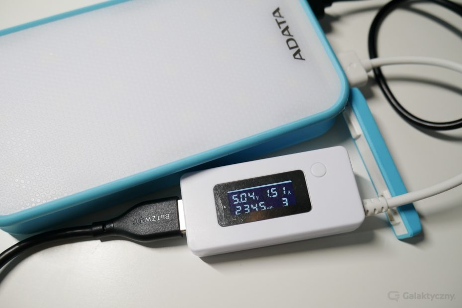 Powerbank ADATA D8000L