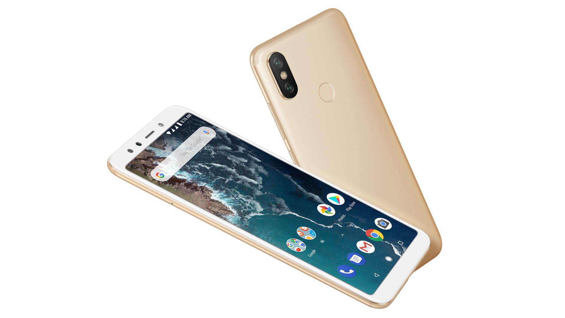 Xiaomi Mi A2 dostaje funkcję kt³rą powinien mieć od początku
