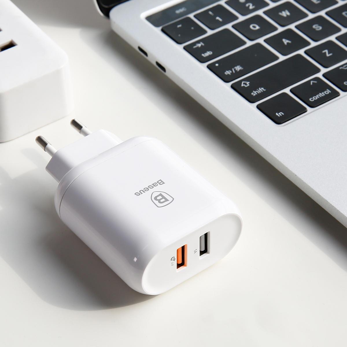 Ładowarka Baseus Bojure 2x USB