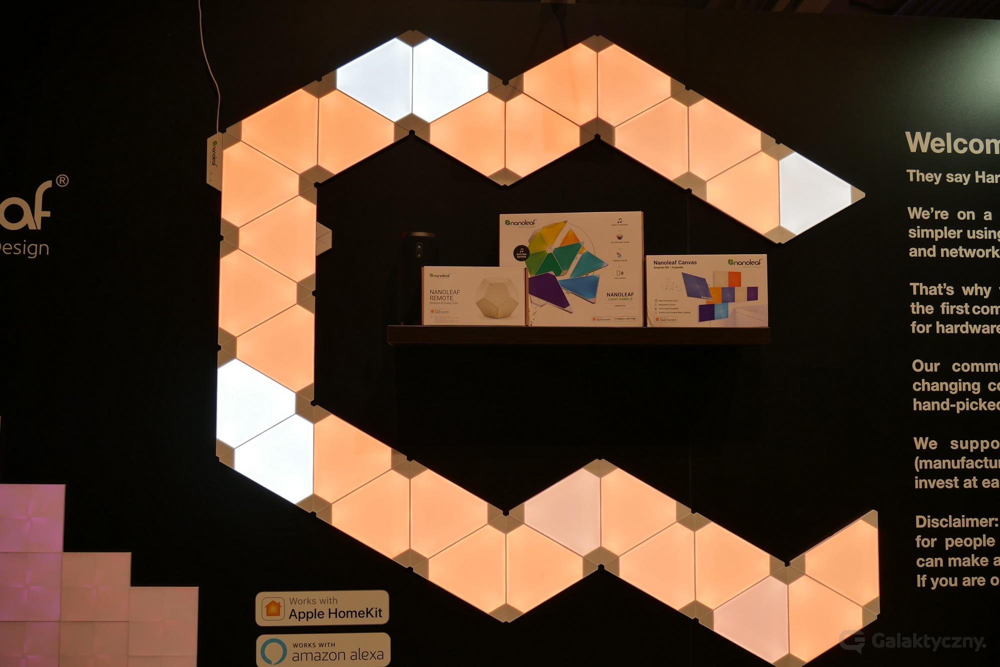 Nanoleaf Panels