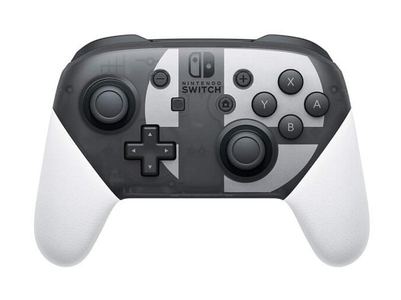 Nintendo Pro Controller Super Smash Bros