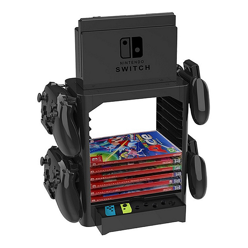 Nintendo Switch - Game Storage Tower
