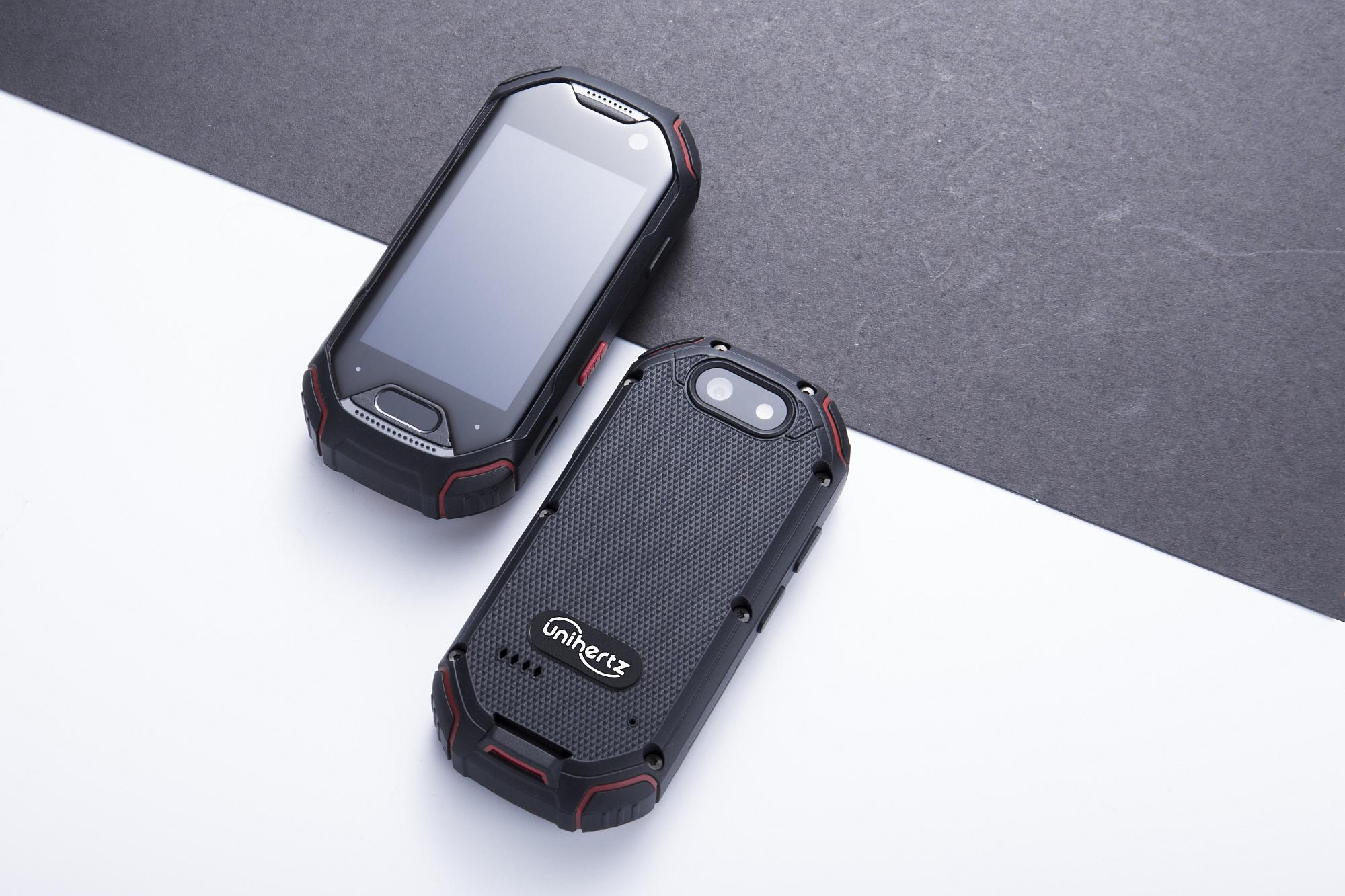 Unihertz Atom - najmniejszy smartfon z 4G i IP68